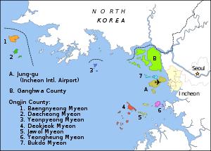 Corea del Norte lanza artillería militar sobre Corea del Sur