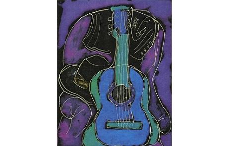 """Exposición """"Leonard Cohen Artworks"""" en la galería Granville Fine Art"""