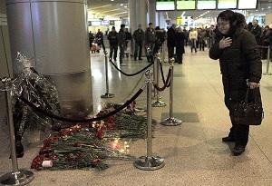 Investigación establece la identidad del kamikaze que cometió el atentado terrorista en el aeropuerto de Moscú