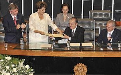 Brasil ya tiene presidenta