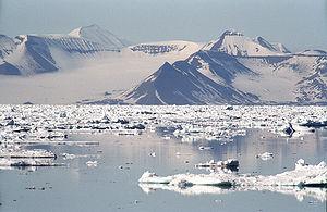 Calentamiento de agua en Atlántico Norte amenaza al Ártico según estudio