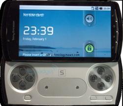 Presentan el teléfono PlayStation