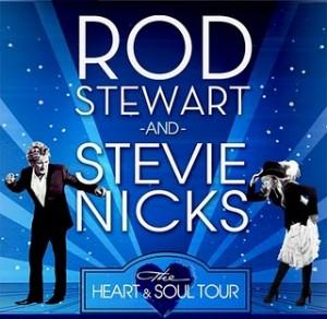 Stewart y Stevie Nicks añaden una parada en Vancouver, en el tour en el que comparten la cartelera.