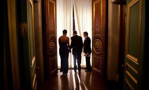 Obama entrega premio de arquitectura