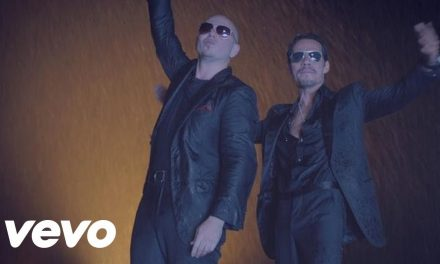 Pitbull: 'Rain over me' (con Marc Anthony)