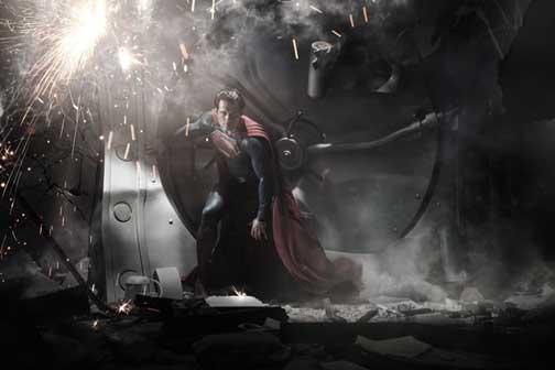 Cine: Superman llega a Vancouver