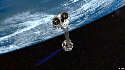 NASA lanza telescopio en busca de agujeros negros