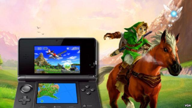 Nintendo presenta su nueva consola 3DS