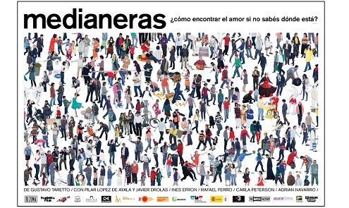 Cine argentino:  MEDIANERAS