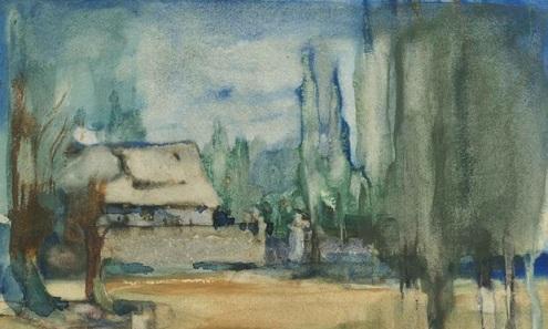 Charles John Collings:Esperanza al Amanecer
