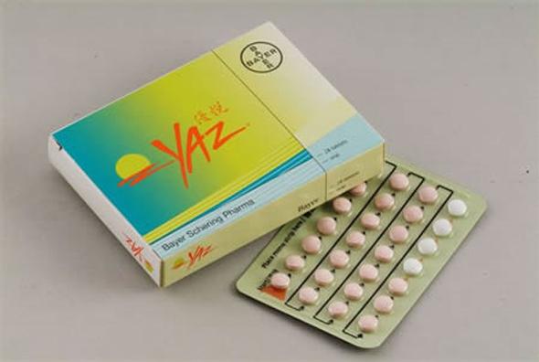 Vinculan píldoras anticonceptivas Yaz y Yasmin con 23 muertes en Canadá