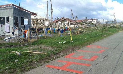 Devastador tifón deja saldo mortal en Filipinas